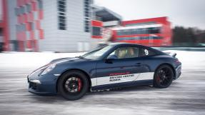 Winter Introduction To Porsche
