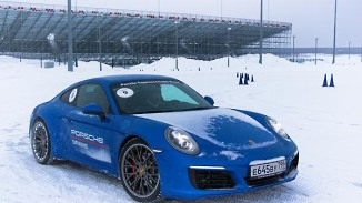 Porsche Driving Experience Winter 2019.